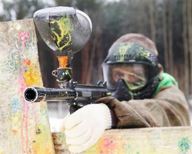 Adrenalina ao máximo | PaintBall  com a Record Xtreme | Valongo