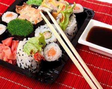 Workshop de Sushi - 4 Horas