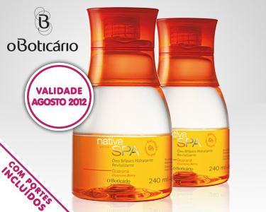 2 Hidratantes Guaraná - O Boticário