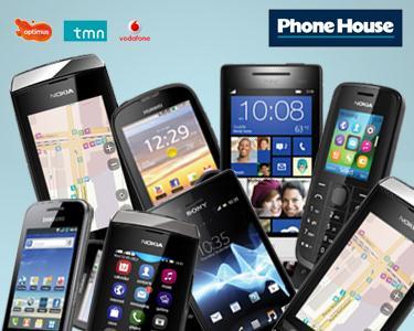 Vale 20€ na Phone House