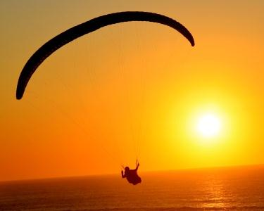Baptismo de Voo em Parapente | Já Alguma vez Sonhou que Podia Voar?