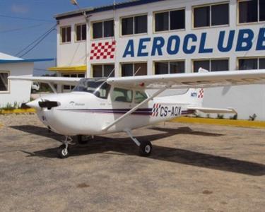 Pilotagem de Avião