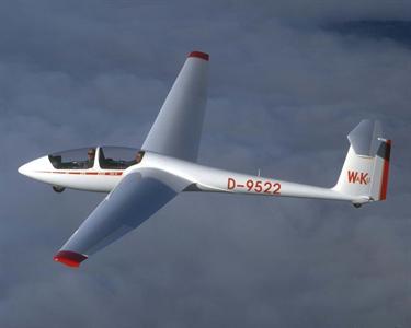 Experiência de Planador & Voo de Avião | O Céu Não é o Limite