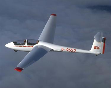 Aula de Iniciação de Planador & Avião | O Céu Não é o Limite