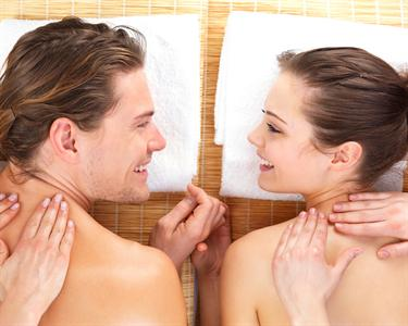 Massagem Sweet Love Casal - 5 Opções