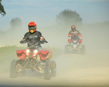 Passeio de Moto4 para Dois | Aventuresca