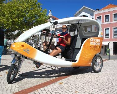 Bolina Sensation Tour - Aveiro
