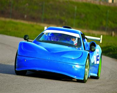 Condução PRM - 3 Voltas de Adrenalina