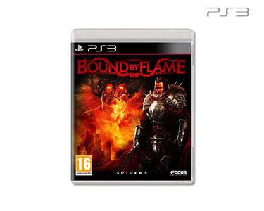Jogo PS3 | Bound by Flame