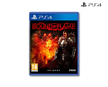 Jogo PS4 | Bound by Flame
