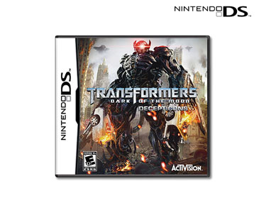 Jogo Nintendo DS | Transformers Dark of the Moon Autobots