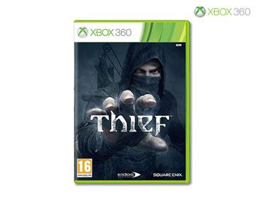 Jogo Xbox 360  Thief