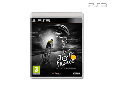 Jogo PS3 |  Le Tour de France 2013 100th Editon