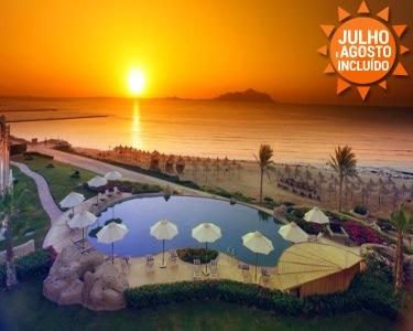 Verão Antecipado! Sharm El Sheikh | Voos + 7 Noites em TI