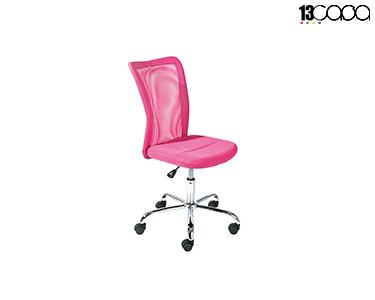 Cadeira de Escritório | Fúcsia