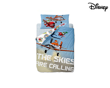 Jogo Saco Aviões Sky   160X220