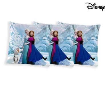 Conjunto de 3 Almofadas Frozen