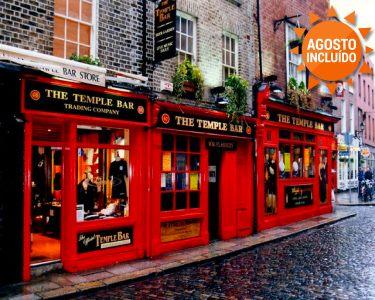 Descubra a Irlanda | Dublin | 2 Noites + Dublin Pass