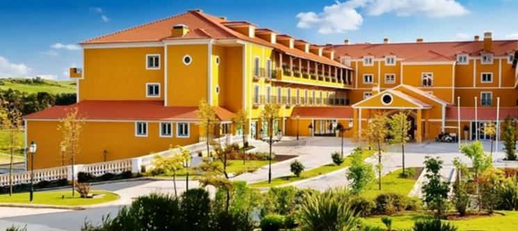Resort de Luxo! Noite a Dois c/ SPA no Dolce CampoReal 5*