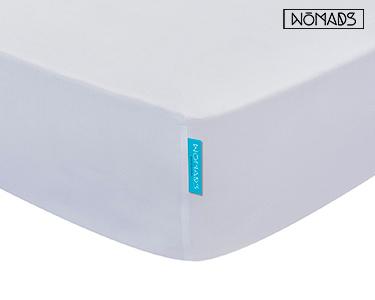 Lençol Ajustável Branco Nomads® | Escolha o Tamanho