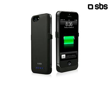 Power Case 2400mah Iphone SE|5S|5 Bateria Extra + 12H