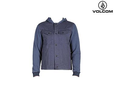 Casaco de Algodão Volcom® Stomper | Navy