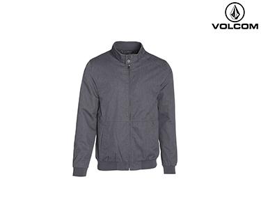 Casaco Slim Fit Volcom® Whatford | Cinza Escuro