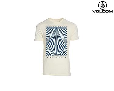 T-shirt Volcom® Opposite Extracs   Pérola