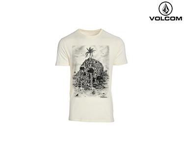 T-shirt Volcom® Visible Muerta | Pérola