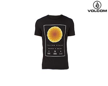 T-shirt Volcom® Sphere | Preto