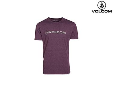 T-shirt Volcom® Afron | Roxo