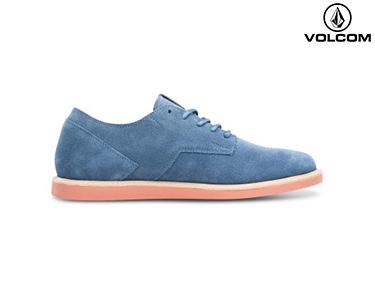 Sapatos de Camurça Volcom® Dapps | Azul