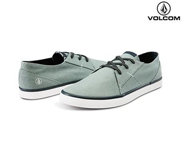 Ténis Volcom® Lo Fi | Verde