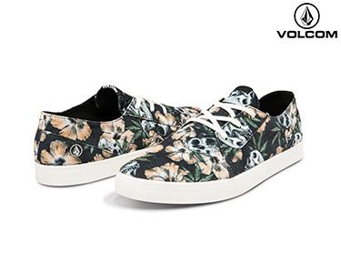 Ténis Volcom® Lo Fi | Floral