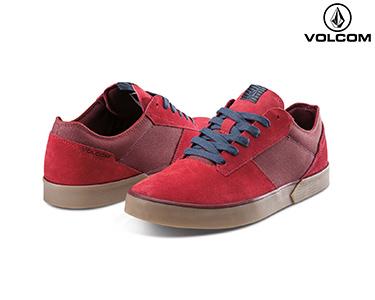 Ténis Volcom® Steelo | Rosa
