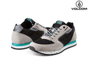 Ténis Volcom® Ninety One | Cinza