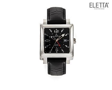Relógio Eletta® Lisboa | Preto