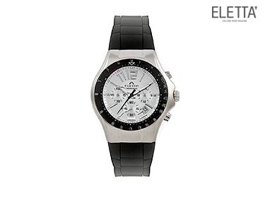 Relógio Eletta® F1 | Preto e Cinza