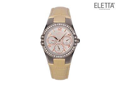 Relógio Eletta® Portofino | Creme