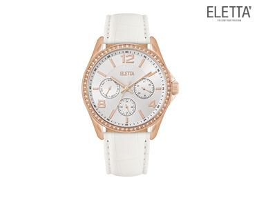 Relógio Eletta® New York | Branco