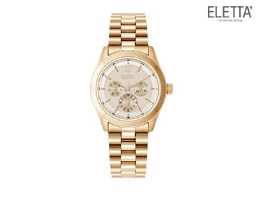 Relógio Eletta® Lounge | Dourado