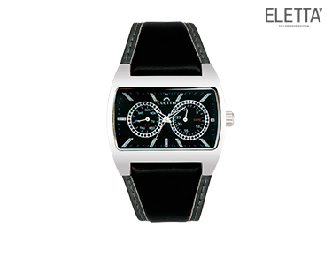 Relógio Eletta® Dual   Preto