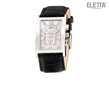 Relógio Eletta® Faro   Preto