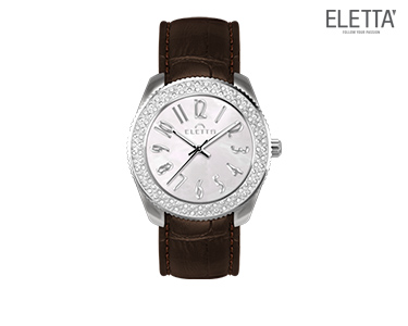 Relógio Eletta® Inspire | Castanho