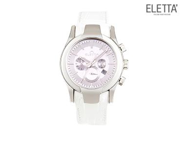 Relógio Eletta® Glam XXl | Branco