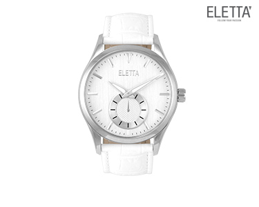 Relógio Eletta® Prestige | Branco