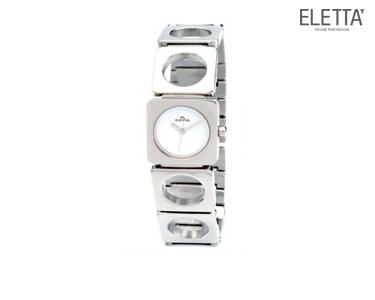 Relógio Eletta® Tróia | Prateado