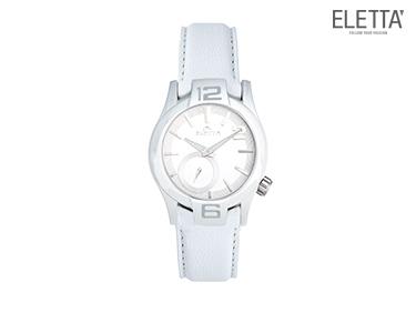 Relógio Eletta® Glam | Branco