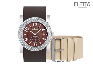 Relógio Eletta® Slide | Madrepérola