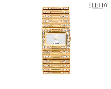 Relógio Eletta® Las Vegas | Dourado
